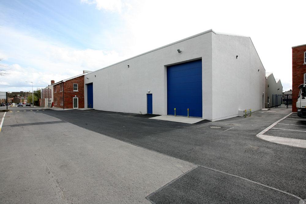 Warehouse Industrial Units, Whiteheather I.E