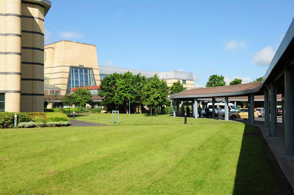 ICU Tallaght Hospital